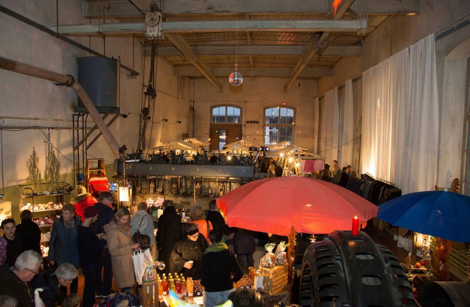 Impression Wintermarkt